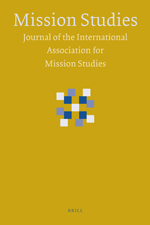 Mission Studies - Journal of the International Association for Mission Studies